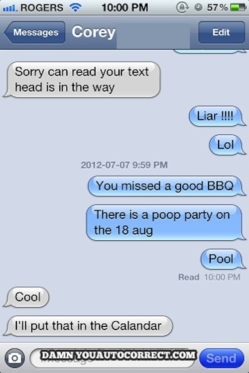 Pool Party: