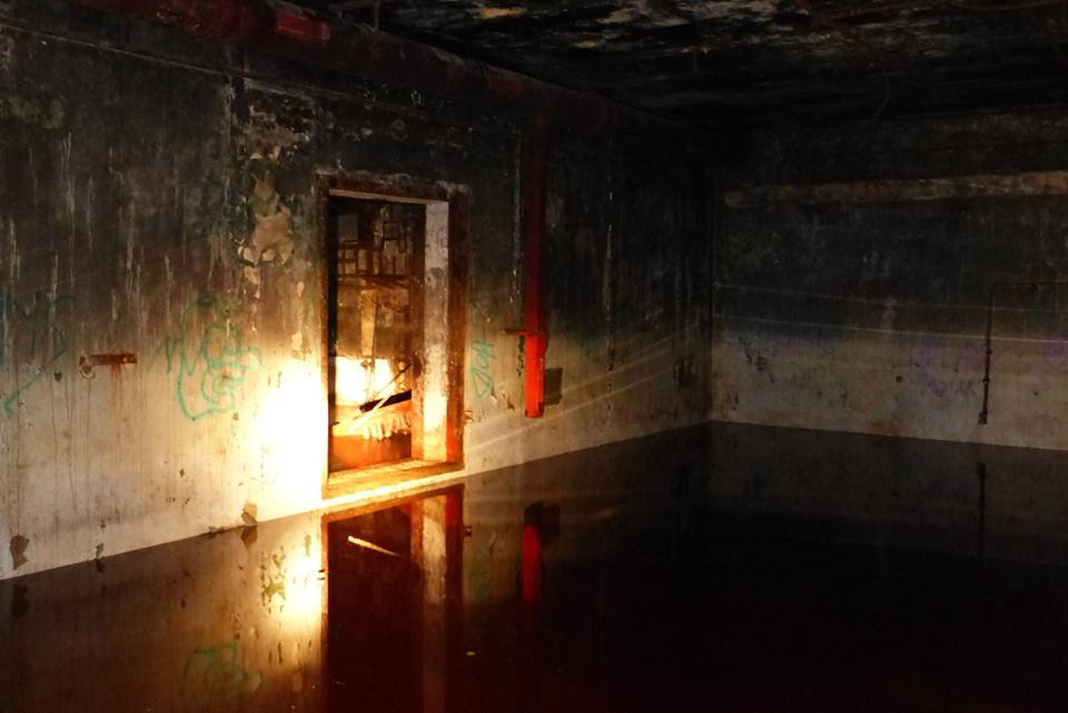 The water chamber