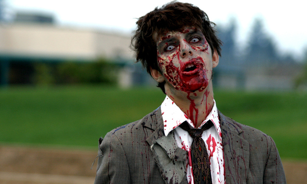Dying sooner, so becoming a zombie sooner