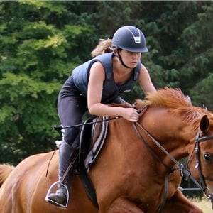 vacanze studio summer camp equitazione Crossogue cavallo VIVA International
