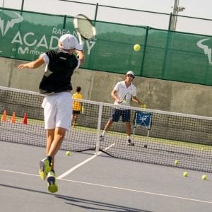 Rafa Nadal Summer camp tennis Viva International vacanze studio
