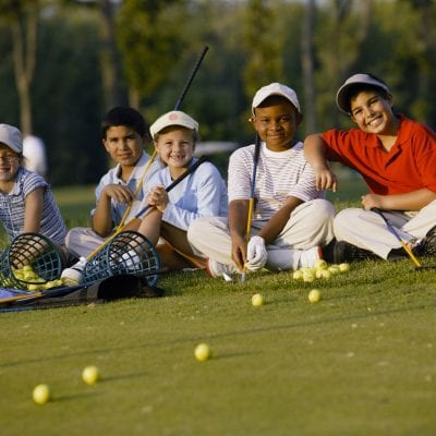 summer camp golf roedean school inghilterra VIVA International 1