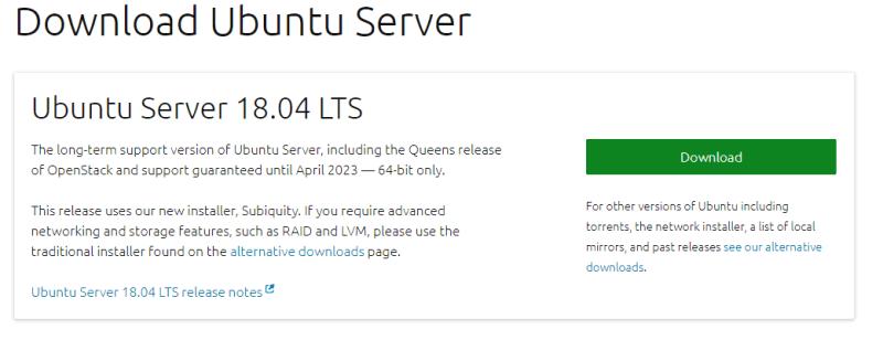 INSTALAR UBUNTU SERVER 18.04 LTS_01