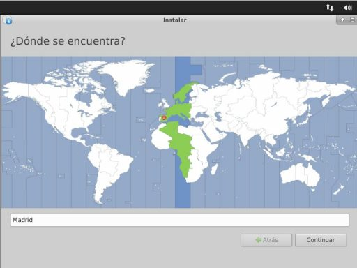 instalación Ubuntu Studio 18.04 donde se encuentra