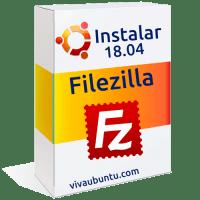 FILEZILLA EN UBUNTU 18.04 INSTALACIÓN