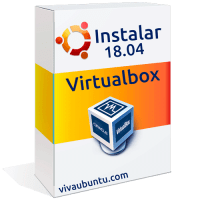 INSTALAR UBUNTU SERVER 18.04 LTS EN VIRTUALBOX