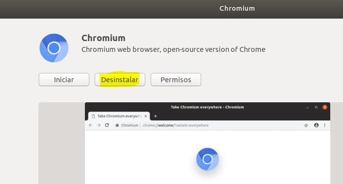instalar chromium en ubuntu_desinstalar