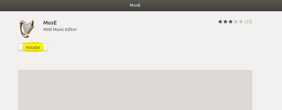 instalar muse en ubuntu_interfaz
