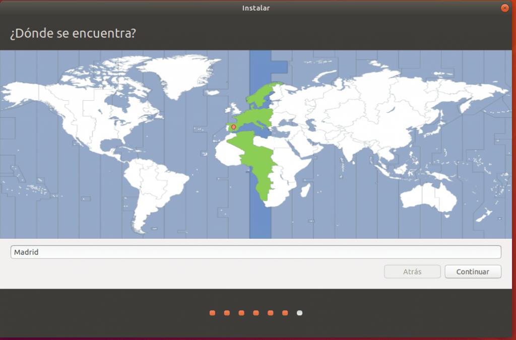 instalar ubuntu junto a windows 10 _ donde se encuentra