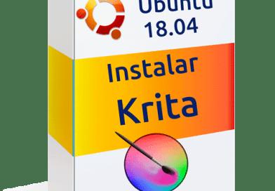 instalar krita en ubuntu