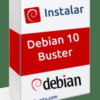 INSTALAR DEBIAN 10 BUSTER PASO A PASO