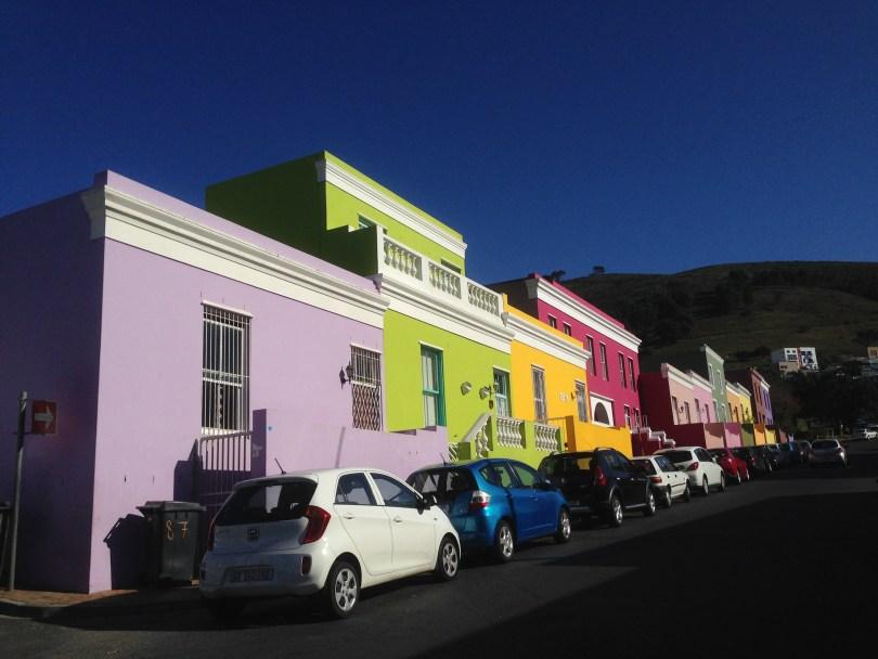 Bo-Kaap - uma graça!