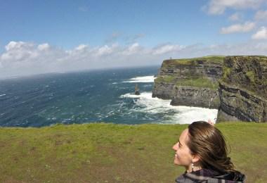 Cliffs of Moher irlanda penhascos