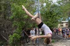 Nina crossed knee release