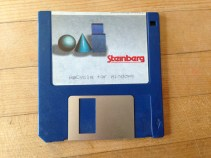 I'm gonna go out on a limb and say I no longer have a use for this floppy disc. I bet most people under 20 wouldn't even know what this is. TRASH.