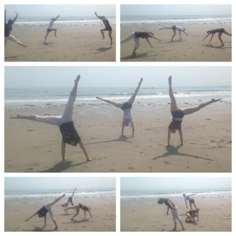 cartwheels