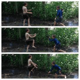 Muck fight