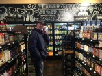 Loony does some extra heavy lifting at the beer store
