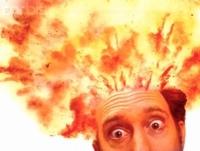 human-explosion