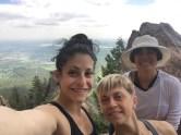 More hike selfies