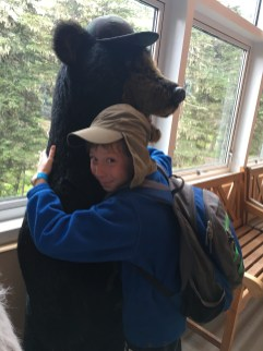 Have you hugged a bear today?