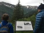 1800 feet above sea level, straight up