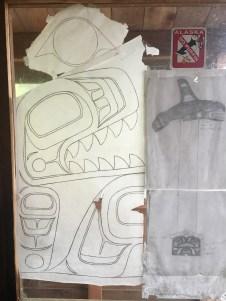 Totem sketches