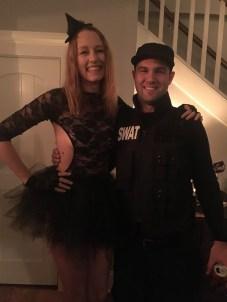 Nina (AKA Sideboob) and Justin looking mighty fine