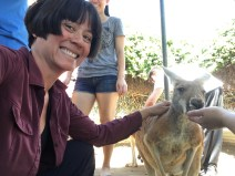 Kangaroo and me