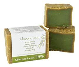 Jabón sólido Alepo