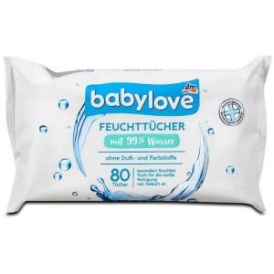 babylove-toallita bebé