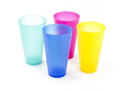 Vasos reutilizables- Fiestas Zero Waste (o casi)
