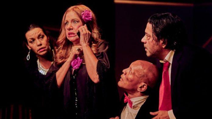 Obra de Teatro El Banquete FENATE  2019