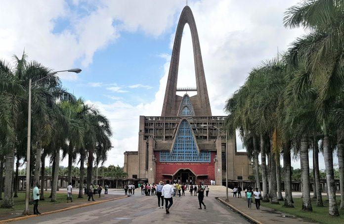 Basílica Nuestra Señora de la Altagracia en el Sendero de la Fe