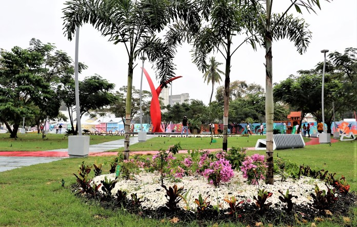 Parque de La Mujer, Santiago de los Caballeros