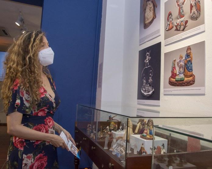 Exposición belenes Banreservas 2