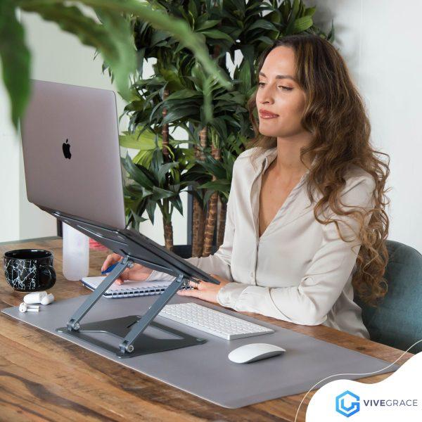 Vivegrace laptopstandaard