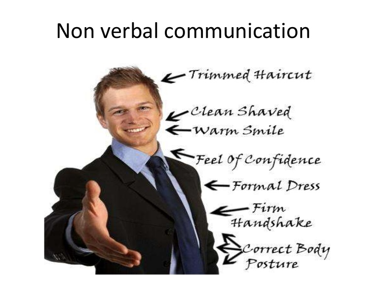 examples of nonverbal communication Non-verbal communication or most commonly known as body language is the unspoken language of the body which is shown through our bodies to show our true intentions and hints of our feelings to the people whom we are conversing with.