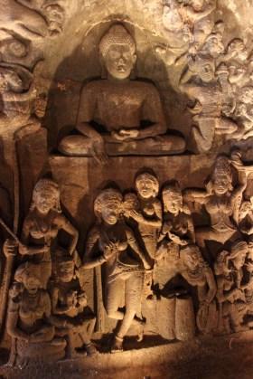 Amrapali - royal courtesan of the republic of Vaishali in ancient India around 500 BC