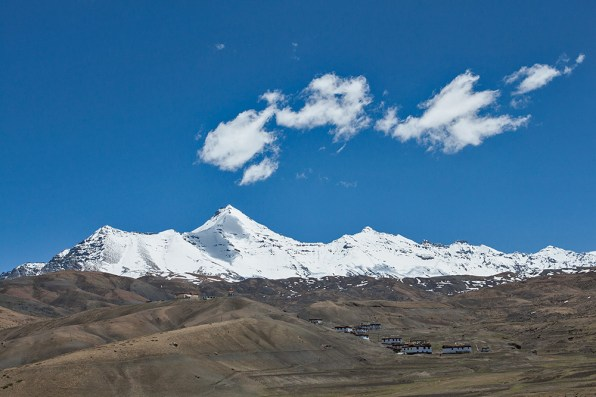 Langza Village - Some of the most remote villages exist in Spiti Valley