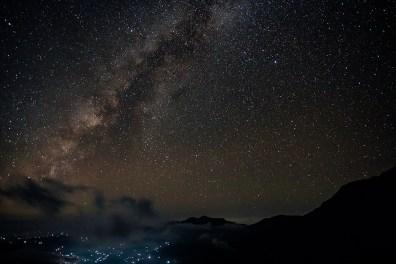 Milky Way Kalapokhri