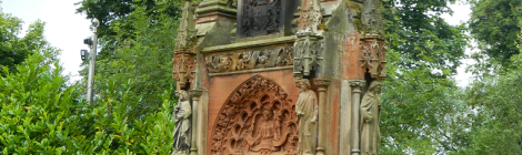 Rosslyn Chapel in Scotland: Photographs