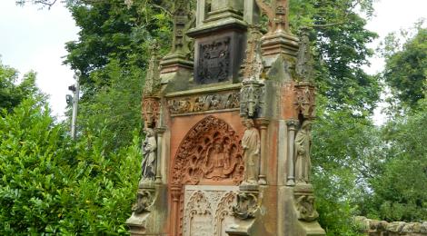 Rosslyn Chapel in Scotland: Photographs
