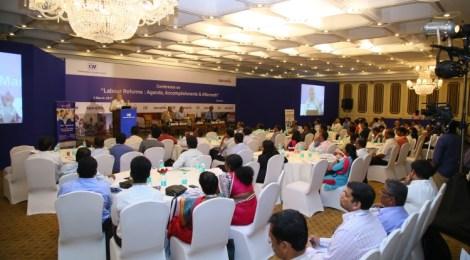 Labour Reforms Must Mean Economic Development