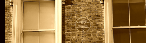 Discovering Residence of Sister Nivedita