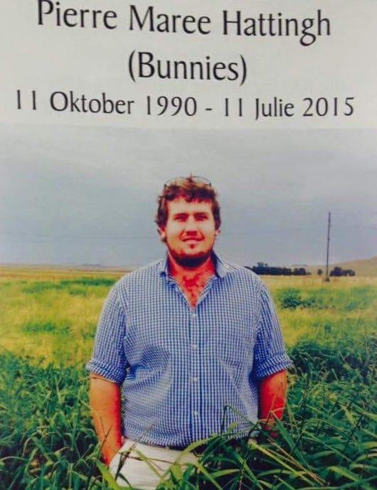 Pierre Bunnies Hattingh