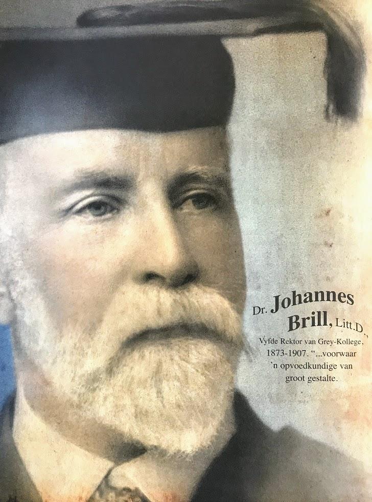 Dr Johannes Brill (1873-1907)