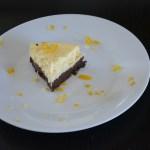 Cheesecake brownie et citron keto ceto