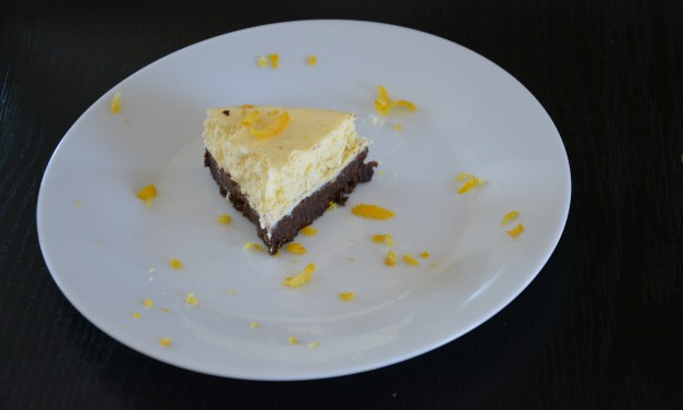 Cheesecake brownie et citron keto ceto