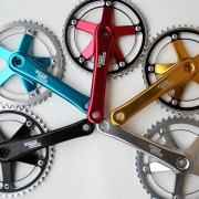 Black-friday-discount-Bicycle-Fixed-gear-STURMEY-ARCHER-crankeset-170-46T-48T-fixie-crank-and-arm